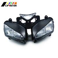 Motorcycle Front Headlight Headlamp For HONDA CBR1000 CBR 1000 2004 2005 2006 2007 04 05 06 07 Street Bike