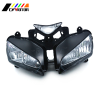Motorcycle Front Headlight Headlamp For HONDA CBR1000 CBR 1000 2004 2005 2006 2007 04 05 06 07 Street Bike
