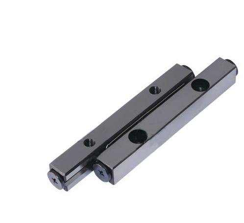 V-Rail Cross Roller Guide Slide Displacement Platform Roller Bar 48mm toothed belt drive motorized stepper motor precision guide rail manufacturer guideway