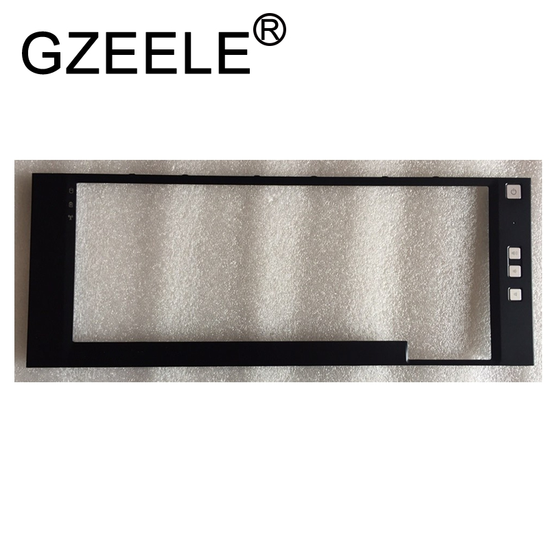 GZEELE New For <font><b>Dell</b></font> <font><b>Latitude</b></font> <font><b>E5430</b></font> Keyboard Bezel Trim 0G4J21 G4J21 AP0M3000300 Keyboard empty frame <font><b>cover</b></font> case image