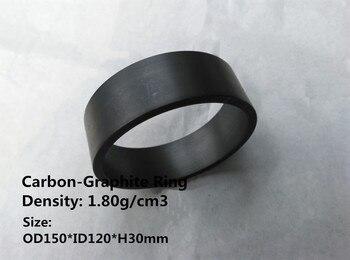 Graphite Ring GR15030  ,   Graphite sleeve for Degassing in Molten Aluminum