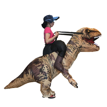 T-rex Dinosaur Inflatable Costume Carnival Day Fancy Dress