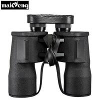 Powerful Binoculars World War II German Military Binoculars Telescope HD 10X50 High Quality Army binocular BAK4