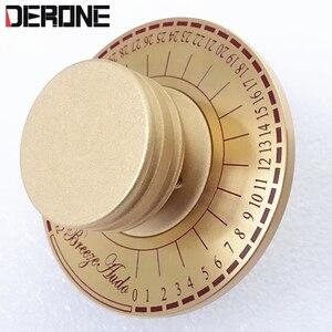 1piece 60mm aluminum knob for