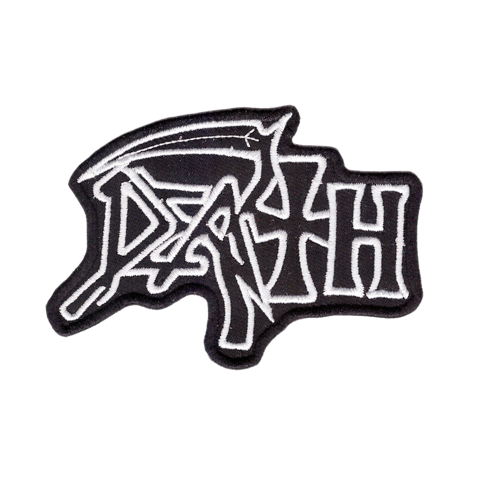 1899 DEATH PUNK ROCK MUSIC BAND IRON ON EMBROIDERED PATCH