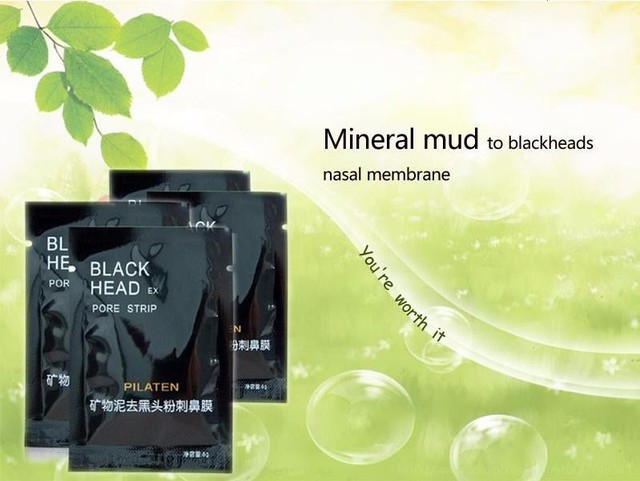 Black Mask – Pore Cleanser (5 pcs/lot)