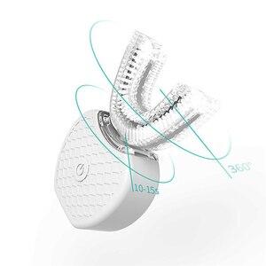 Image 2 - Зубная щетка электрическая Беспроводная для взрослых, 360 градусов, автоматическая