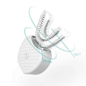 Image 2 - Nuovo di Sonic Adulto Spazzolino Da Denti Elettrico Senza Fili 360 Gradi Orale Denti Automatico toothBrsush Intelligente Automatico Spazzolino Da Denti Elettrico