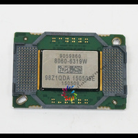 Second hand DMD Chip 8060 6319W 8060 6318W For MP511 MP512 VS12440 GS 312 with 1 month warranty