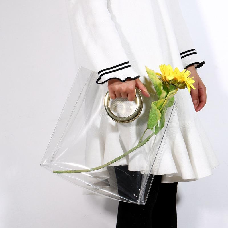 Luksuzne torbe Oblikovalci Ročne torbice Hologram Laserska torba - Torbice - Fotografija 3