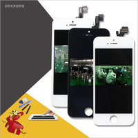 Ovsnovo LCD Screen For IPhone 4 5 5c 5s 6 Display Touch Glass Digitzer Replacement Check