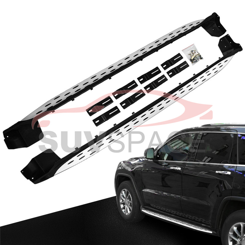 ARIES 1042 1-1//2-Inch Black Steel Grill Guard Select Jeep Grand Cherokee