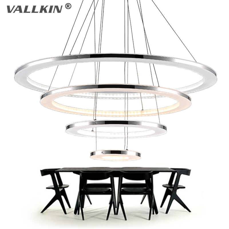 VALLKIN New LED Pendant lights Modern Kitchen acrylic suspension hanging ceiling lamp design table lighting for dinning room 2017 new creative modern led pendant lights kitchen acrylic suspension hanging ceiling lamp for dinning room lamparas colgantes