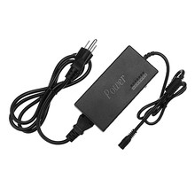 96W Black AC110-240V to DC12V/15V/16V/18V/19V/20V/24V 96W Adjustable US Power Supply Adapter Universal Charger(China)