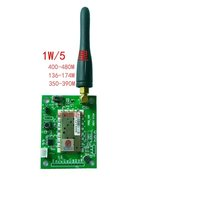 FRS-DEMO-A wireless module demo board two way radio module development board Evaluation Board(China)