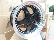 4 New 18 Rims wheels et 35mm Alloy Wheel Rims W015