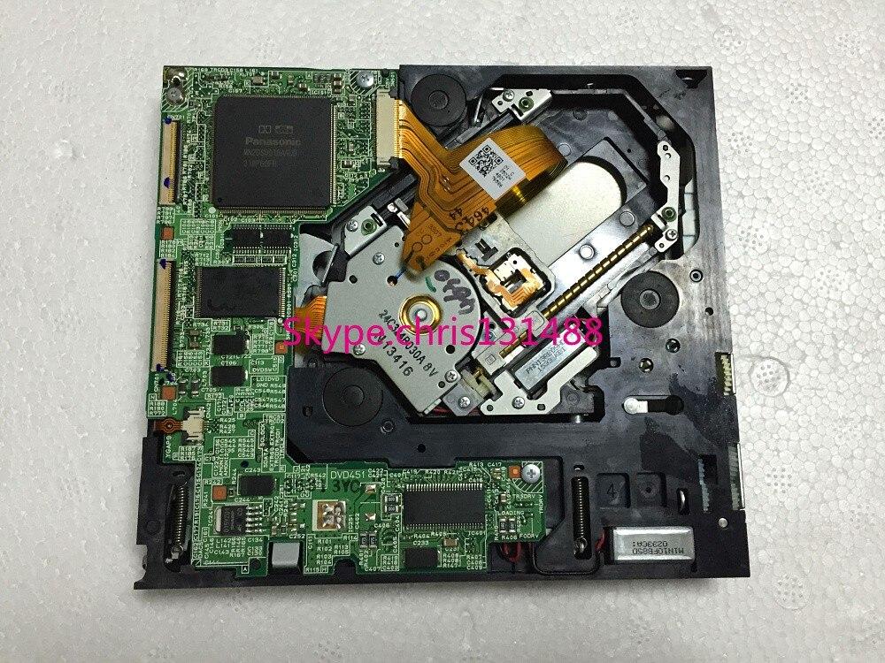 100 new Matsushita DVD navi drive deck mechanism with RAE3370 laser for chrysler Do dge Journey