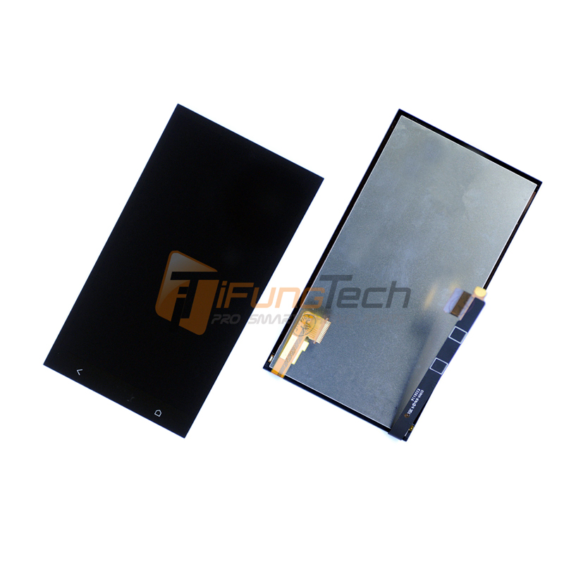 Подробнее о Black For HTC ONE M7 LCD Touch Screen Digitizer for htc m7 801e display assembly Replacement Pantalla Free shipping 1 piece free shipping tested replacement repair parts 4 7 inch screen for htc one m7 801e lcd display with touch digitizer