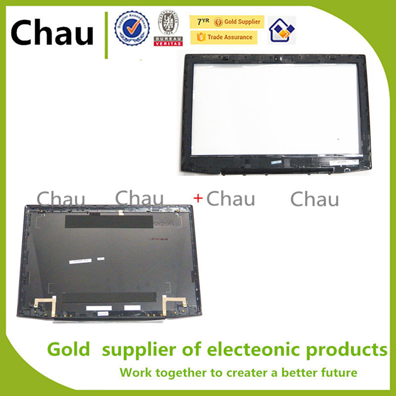 New For LenovoY50-70 Y50-80 Y50 Y50P Y50P-70 LCD Back Cover +Lcd Front Bezel Cover AM14R000300 AM14R000400 AP14R000900