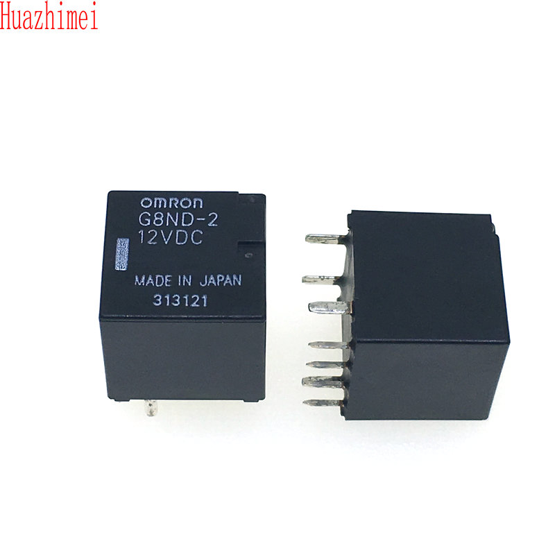 цена на 1PCS Relays G8ND-2-12VDC G8ND-2 12VDC G8ND