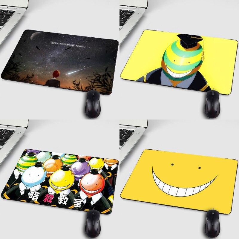 Mairuige Assassination Classroom Creative Funn Printing Anime Mousepad Korosensei Face Diy Customized Laptop Table Mouse Pad