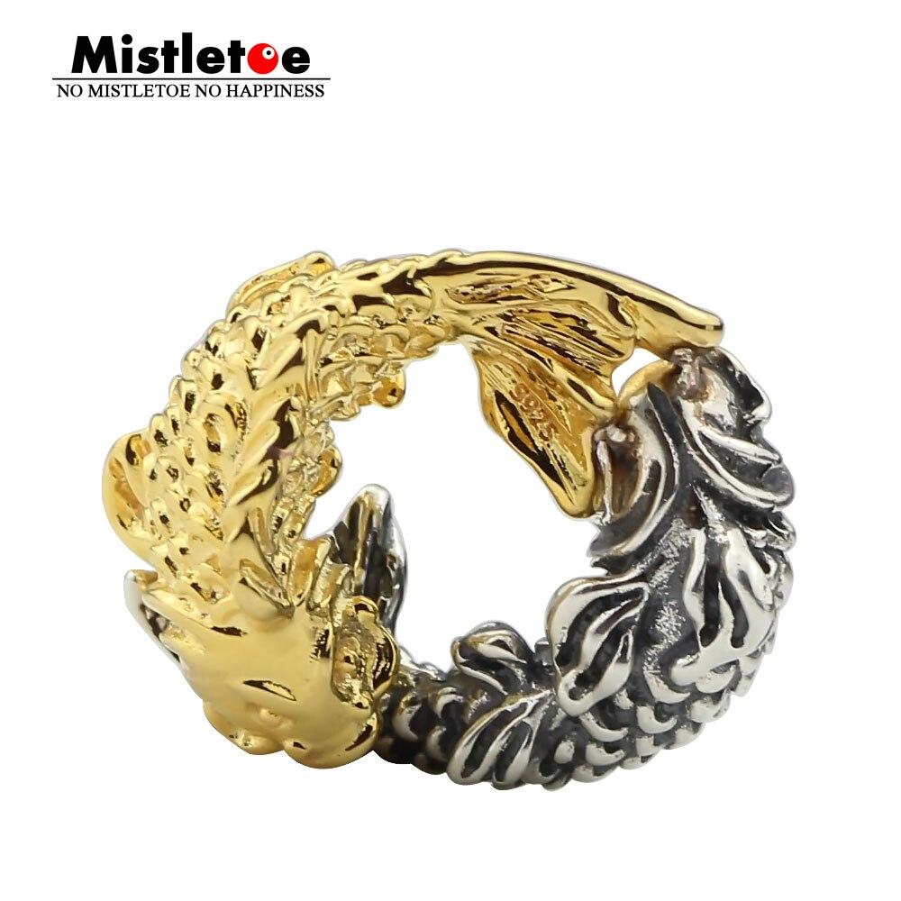 Honest Mistletoe 925 Sterling Silver Nian Nian You Yu Two Tone Fish Charm Bead Fit European Bracelet Jewelry Beads & Jewelry Making Jewelry & Accessories