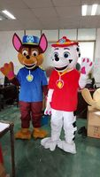 2018 Air Rescue Marshall Mascot Character Costume Marshall Dog Cosplay Outfits Adult Size