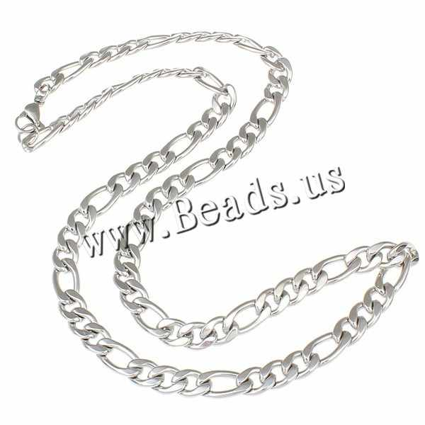 d02a5262572 Cuban link chain men necklaces 316L stainless steel necklace chains pendant necklace  jewelry Hombre collar women