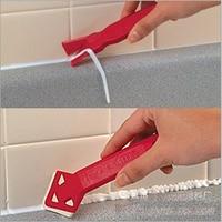 Novo removedor profissional de calafetagem  feito por construtores  ferramentas limitadas para limpeza de calafetagem