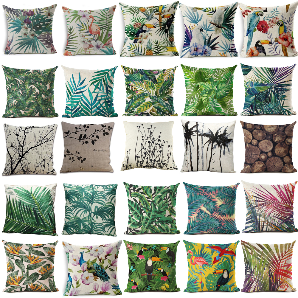 Cushion cover picture more detailed picture about hyha - Fundas para cojines sofa ...
