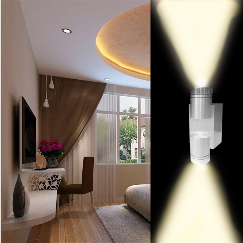 Lights & Lighting 100% True Wall Lamp Led Multi-purpose Colorful Creative Modern Ceiling Lamp Aisle Light Indoor Lighting For Corridor Bedroom Ktv Durable In Use Ceiling Lights & Fans
