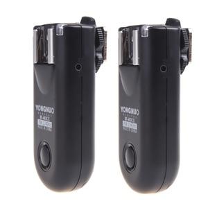 Image 3 - Yongnuo RF 603C II bezprzewodowy zdalnie wyzwalana lampa błyskowa wyzwalania 16 kanałów C3 dla Canon 1D 5D 7D 10D 20D 30D 40D 50D