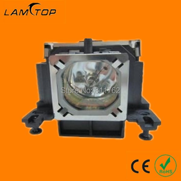 High quality Compatible projector bulb /projector lamp with housing POA-LMP123   fit for  PLC-XW60 free shipping high quality replacement compatible projector bulb projector lamp module poa lmp48 for plc xt15