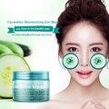 36 unids/botella BIOAQUA Hidratación y Suavizar Ojos Máscaras de Pepino y Extractos de Té Verde Mejorar Círculo de Ojos Oscuros y arrugas
