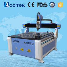 2017 most popular wood machine router cnc 1212 with promotion price