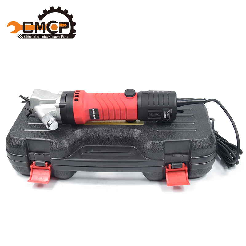 New 380W sheep machine Electric Sheep / Goats Shearing Clipper Shears +straight tooth blade + comb new 680w sheep wool clipper electric sheep goats shearing clipper shears 1 set 13 straight tooth blade comb