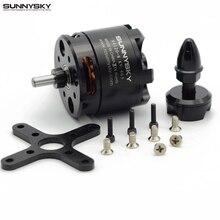 SunnySky X4120 465KV 550KV high effectiveness brushless motor for 3D Stunt Drone