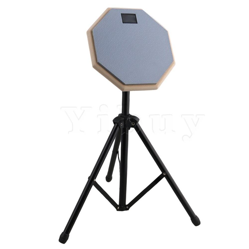Yibuy 20x20x0.7 cm coussinets d'entraînement portables et support réglable