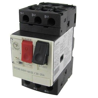 все цены на 3P 3 Poles Motor Protective Circuit Breaker Uimp 6KV 20-25A 690V