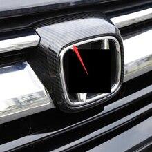 ABS chrome Para Honda CRV CR-V 2017 Carro styling acessórios Do Carro Sinal quadro Tampa do painel de Guarnição