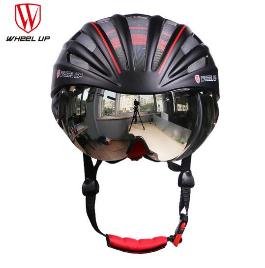 WHEEL UP Integrally Aerodynamic EPS Lens Cycling Helmet Ultra-Light Mountain Bike Helmet MTB Bicycle Helmet Byclcle Accessories wheel up integrally aerodynamic eps lens cycling helmet ultra light mountain bike helmet mtb bicycle helmet byclcle accessories