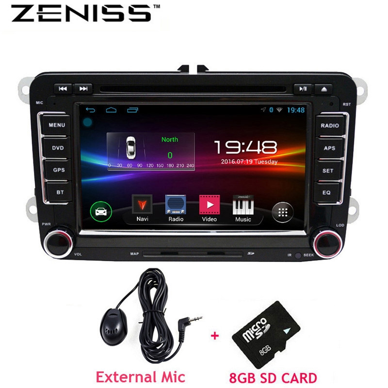 zeniss android b6 b5 b7 passat car dvd for vw golf android. Black Bedroom Furniture Sets. Home Design Ideas