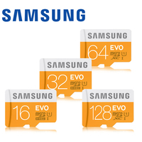 SAMSUNG Micro SD Memory Card 128GB 16G 32G 64G MicroSD Cards SDHC SDXC Max 48M S