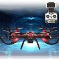 Profissional 1327 rc drone com HD camera 2.4G 4CH WIFI RC helicóptero quadcopter FPV transmissão Em Tempo Real vsTarantula X6 U842