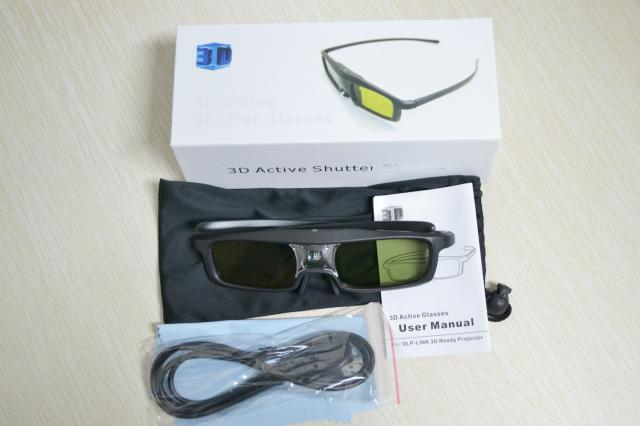 10X 3D Active Shutter Rechargeable <font><b>Glasses</b></font> <font><b>for</b></font> <font><b>DLP</b></font>-<font><b>Link</b></font> <font><b>Optoma</b></font> Samsung <font><b>all</b></font> <font><b>dlp</b></font>_<font><b>link</b></font> 3d ready Projector,Free Shipping