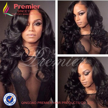 Unprocessed Brazilian Virgin Hair Top 7A Full Lace Human Hair Wigs Body Wave Glueless Lace Front Human Hair Wigs For Black Women