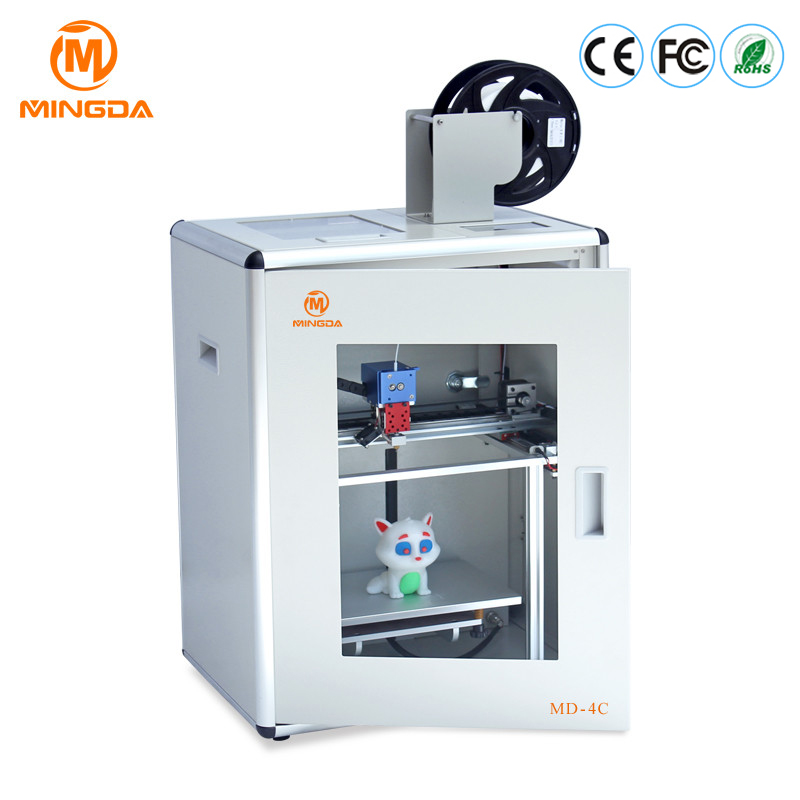110/220V Industrial 3D Printer Machine Impresora 3D Professional Metal Frame Fdm 3D Printer High Precision 3D Printing Machine