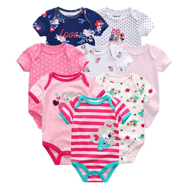 Baby Girl Rompers902