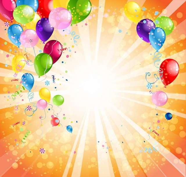 Yellow Spark Light Baby Photography Backdrops Newborn Birthday - birthday backround