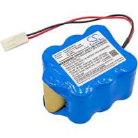 Cameron Sino Battery For ZEPTER 9P130SCR,9P 130SCR,9P130SCS Vacuum Battery Ni MH 3000mAh / 32.40Wh
